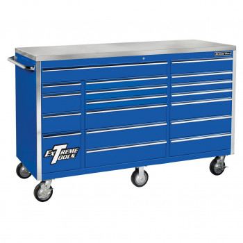 "72"" Triple Bank Roller Cabinet"
