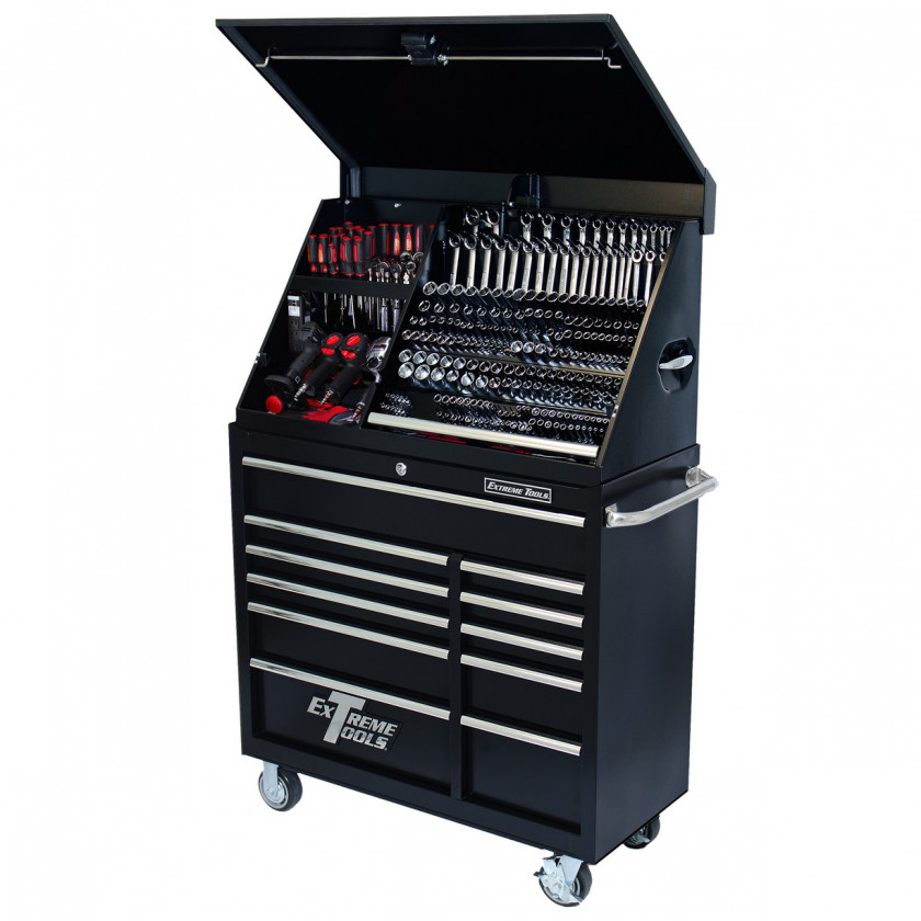 "41"" Portable Tool Chest Combo"