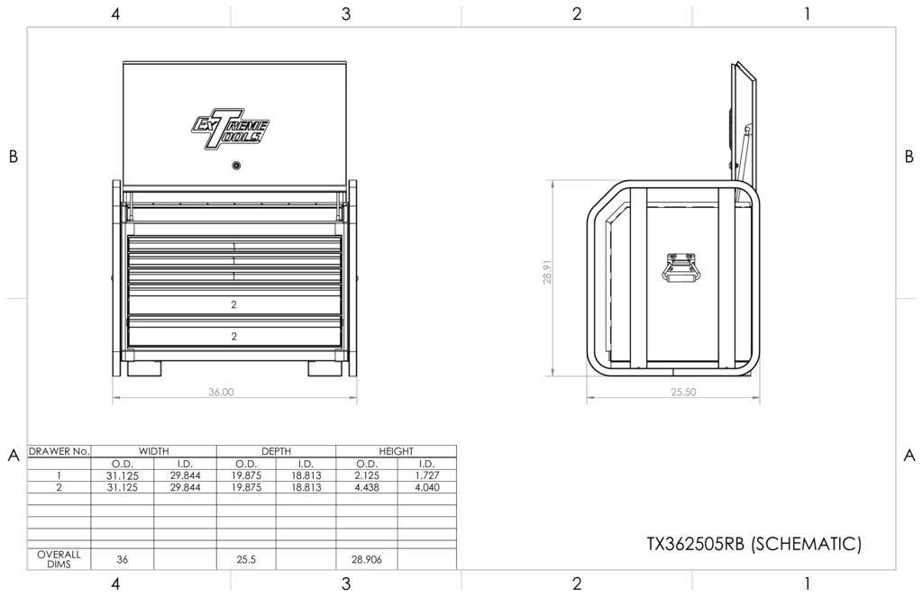 thumbnail of TX362505RB (SCHEMATIC)