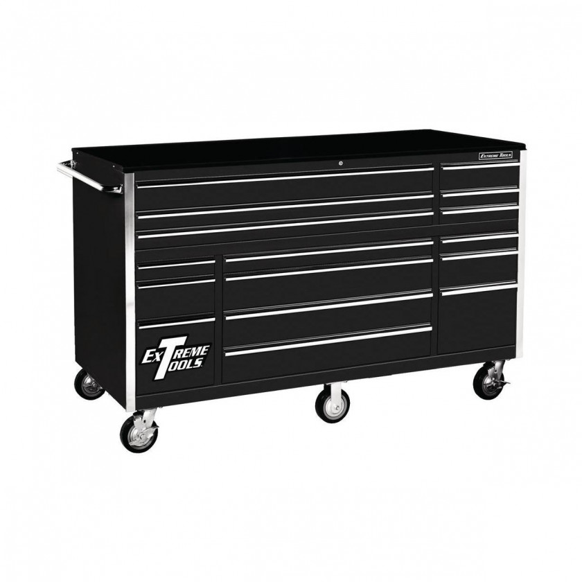 """72"""" 16 Drawers Roller Cabinet"""