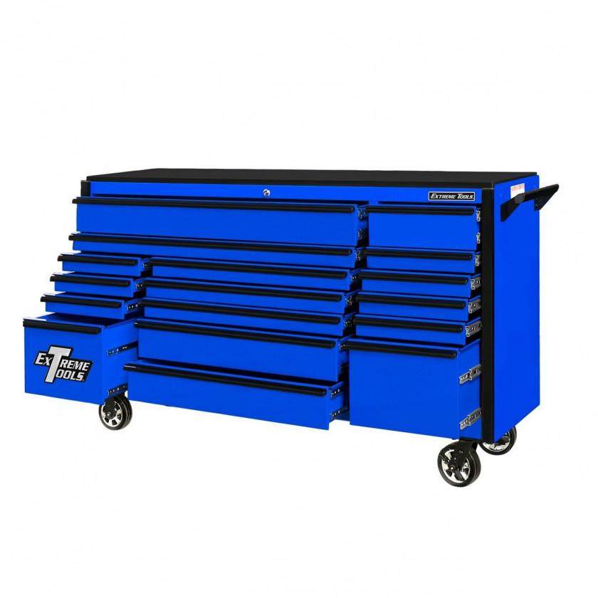 "72"" x 21"" Roller Cabinet"