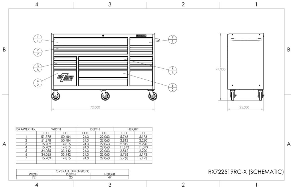 thumbnail of RX722519RC-X (SCHEMATIC)