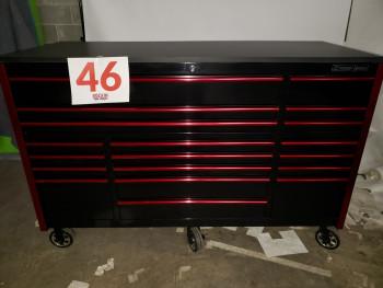 "Scratch & Dent 72"" x 25"" Roller Cabinet"
