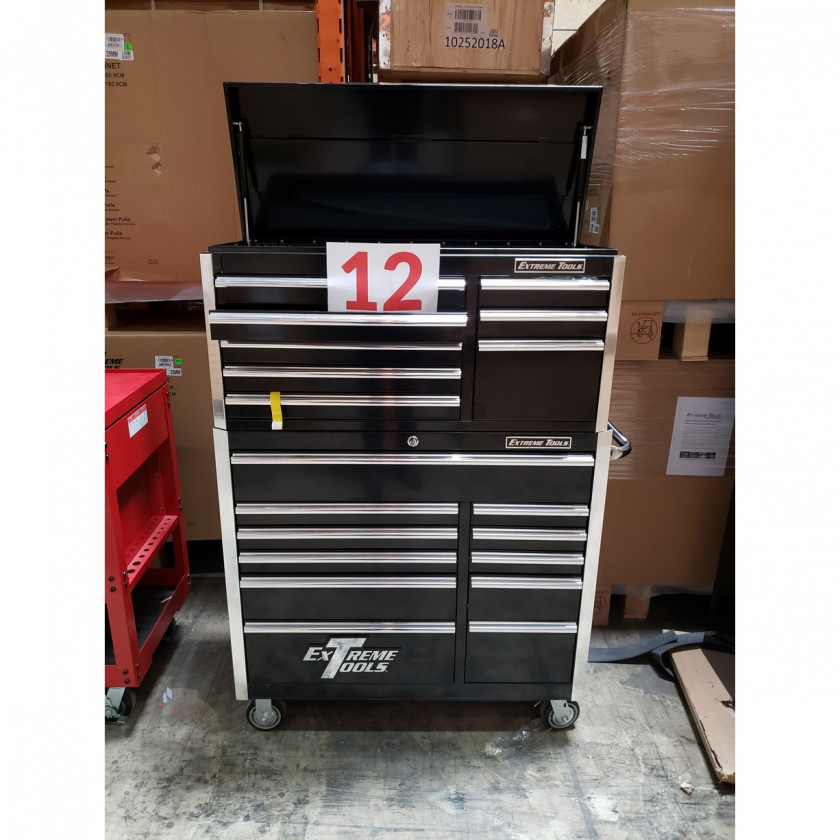"""Scratch & Dent 41"""" Top Chest and Cabinet Combo"""
