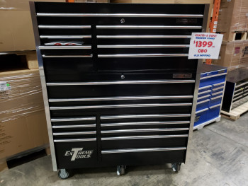 "Scratch & Dent 55"" Roller Cabinet and Tool Chest"