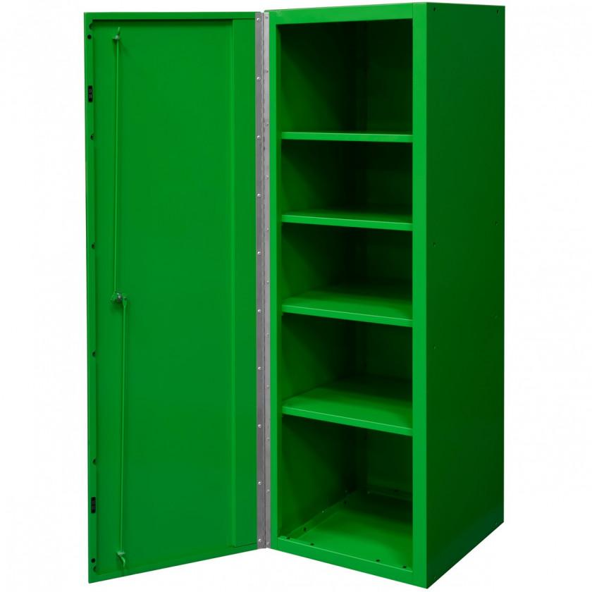 """19"""" 4 Shelf Side Locker"""