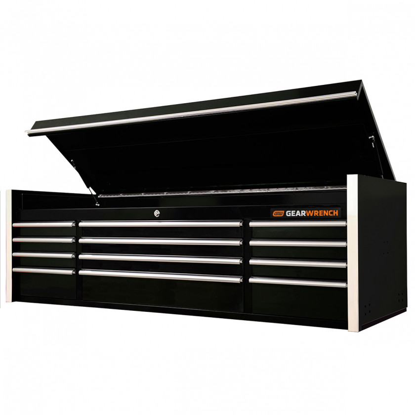 GearWrench - GW722512CHBKC - Top Chest - RockinToolBoxes