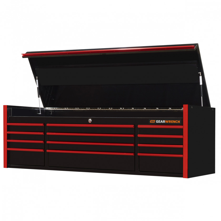 GearWrench - GW722512CHBKRD - Top Chest - RockinToolBoxes